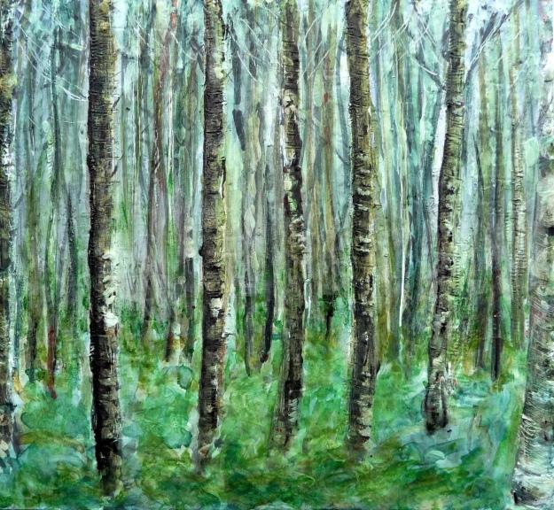 Birch Forest (2)