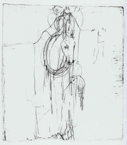 'Oh Falada There You Hang'. Beuys, 1950