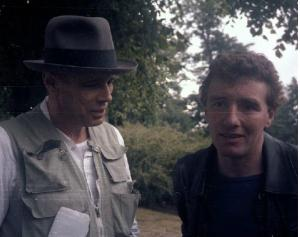 Jospeh Beuys and Jimmy Boyle
