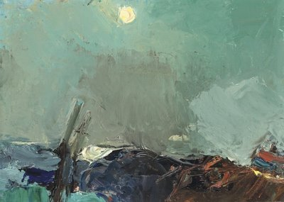 Sea and Sky. Joan Eardley