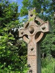 Early Celtic Christian Cross