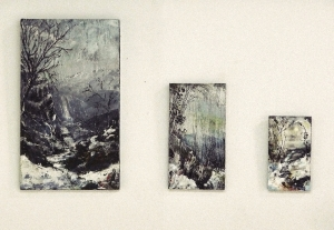 Snowscapes, Gayfield Creative Spaces 2015