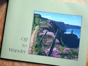 'Off to Wander'. Mary McCormick